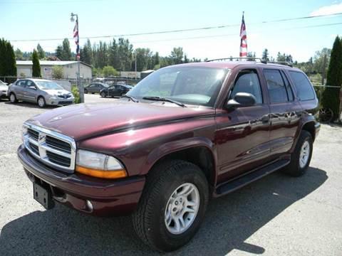 2003 Dodge Durango for sale in Kenmore, WA