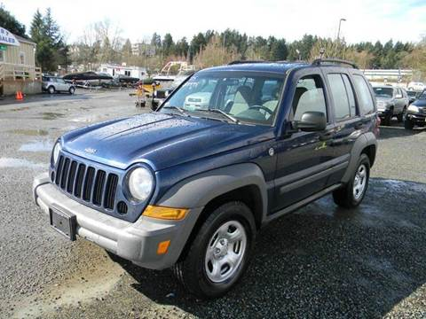 2005 Jeep Liberty for sale in Kenmore, WA