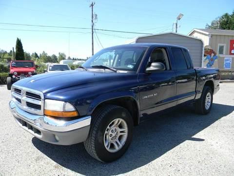 2002 Dodge Dakota for sale in Kenmore, WA