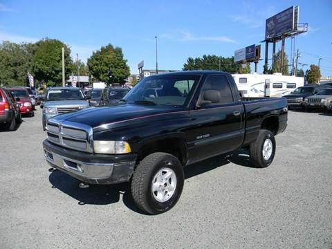 2000 Dodge Ram Pickup 1500 for sale in Kenmore, WA