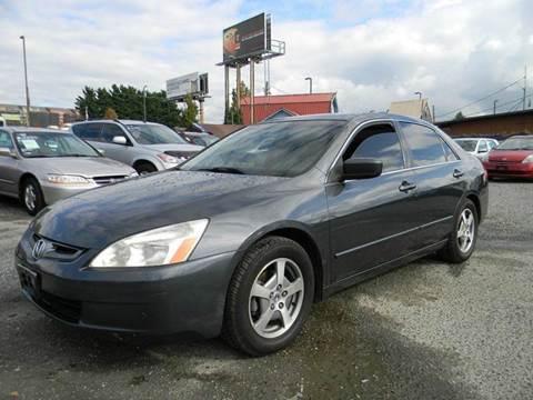 2005 Honda Accord for sale in Kenmore, WA