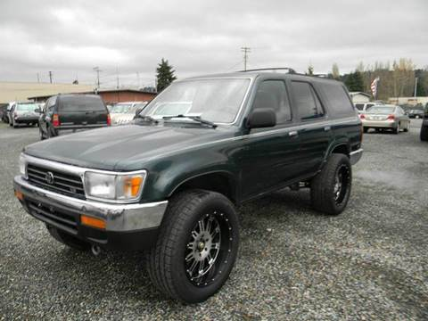 1995 Toyota 4Runner for sale in Kenmore, WA