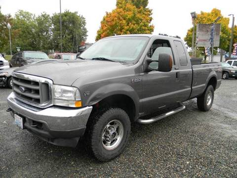 2004 Ford F-250 Super Duty for sale in Kenmore, WA