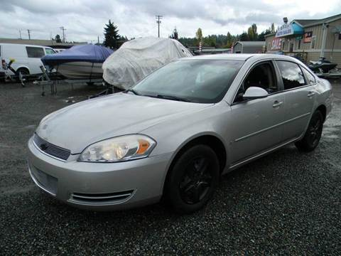 2008 Chevrolet Impala for sale in Kenmore, WA