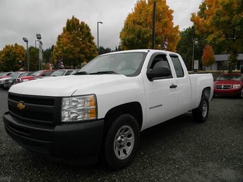 2012 Chevrolet Silverado 1500 for sale in Kenmore, WA
