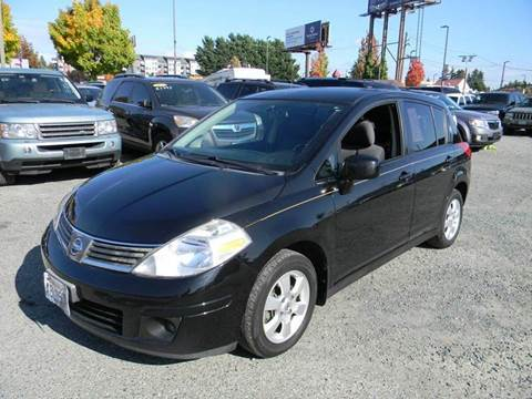 2008 Nissan Versa for sale in Kenmore, WA