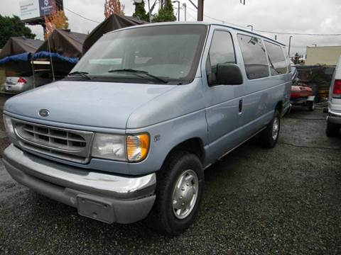 1999 Ford E-350 for sale in Kenmore, WA