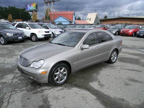 2004 Mercedes-Benz C-Class for sale in Kenmore, WA