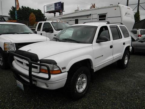 1999 Dodge Durango for sale in Kenmore, WA