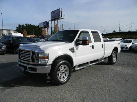 2008 Ford F-350 Super Duty for sale in Kenmore, WA