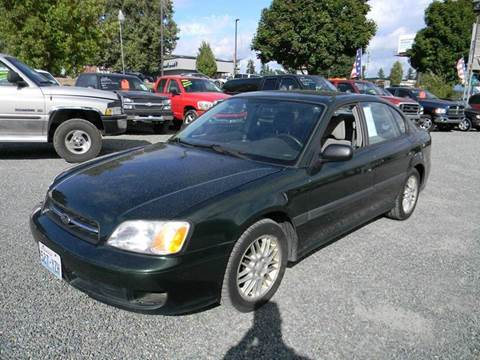2000 Subaru Legacy for sale in Kenmore, WA