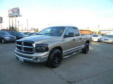 2002 Dodge Ram Pickup 1500 for sale in Kenmore, WA