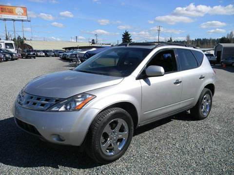 2005 Nissan Murano for sale in Kenmore, WA