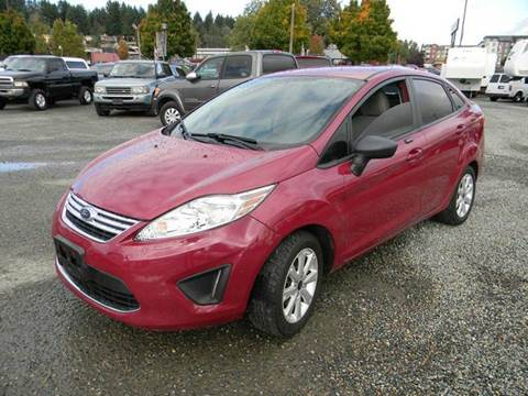 2011 Ford Fiesta for sale in Kenmore, WA