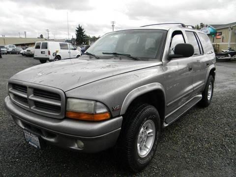 2000 Dodge Durango for sale in Kenmore, WA
