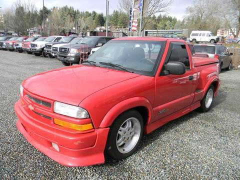1999 Chevrolet S-10 for sale in Kenmore, WA