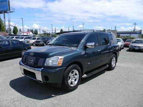 2006 Nissan Armada for sale in Kenmore, WA