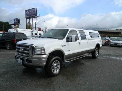 2006 Ford F-350 Super Duty for sale in Kenmore, WA