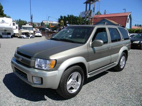 2002 Infiniti QX4