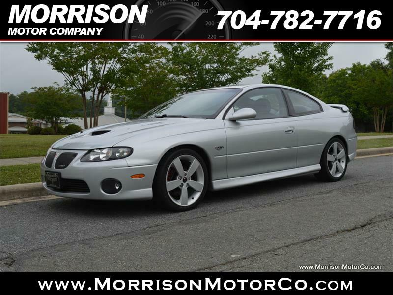 Used 2006 pontiac gto for sale for Selective motor cars miami
