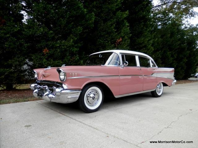 1957 chevrolet 2 door used cars for sale carsforsalecom for 1957 chevy 4 door car for sale