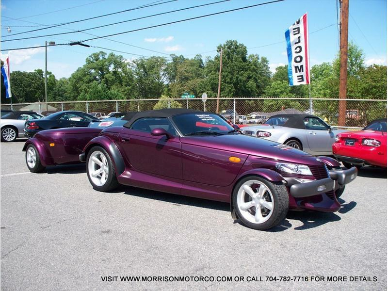 Used 1997 Plymouth Prowler For Sale