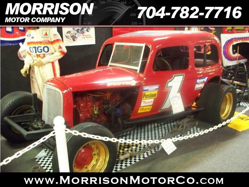 Used 1933 Ford Tudor Modify Dirt Track Car For Sale