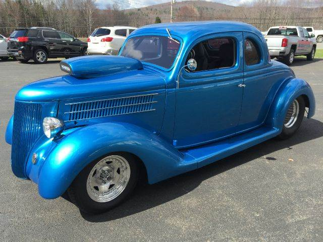 1936 Ford Pro Street Coupe