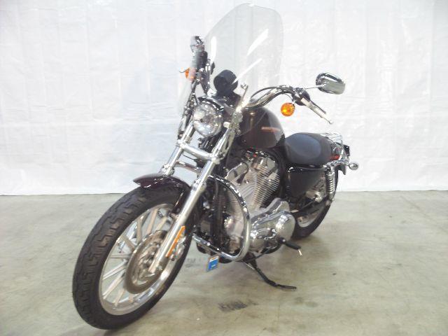 2007 Harley-Davidson Sportster Low