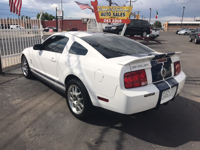 2008 Ford Shelby GT500 2dr Coupe - Albuquerque NM