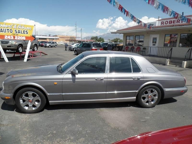 2000 Bentley Arnage Red Label - Albuquerque NM