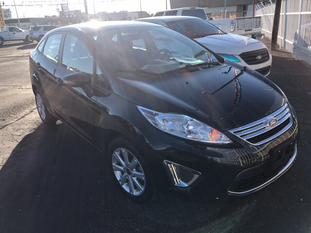 2012 Ford Fiesta SEL 4dr Sedan - Albuquerque NM