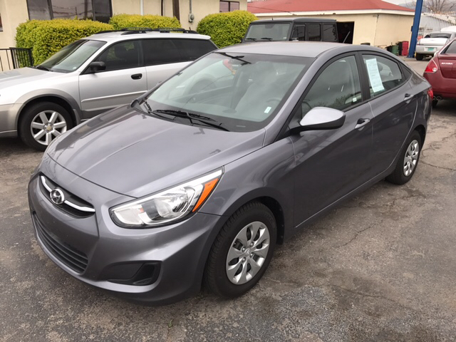 2015 Hyundai Accent GLS 4dr Sedan - Albuquerque NM
