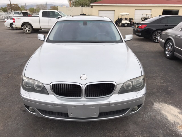 2006 BMW 7 Series 750Li 4dr Sedan - Albuquerque NM