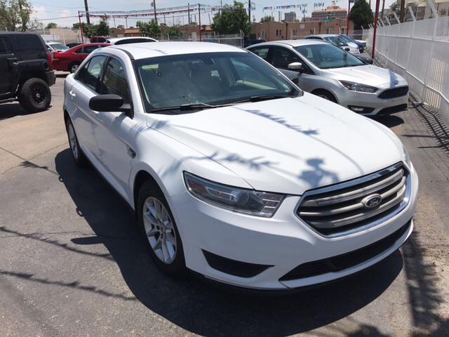 2014 Ford Taurus SE 4dr Sedan - Albuquerque NM