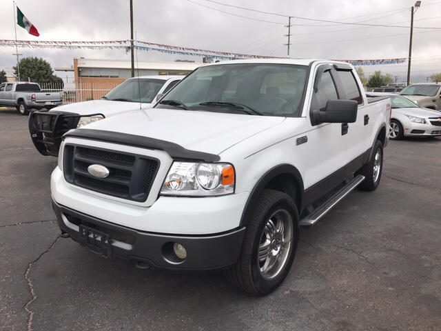 2007 Ford F-150 FX4 4dr SuperCrew 4x4 Styleside 5.5 ft. SB - Albuquerque NM
