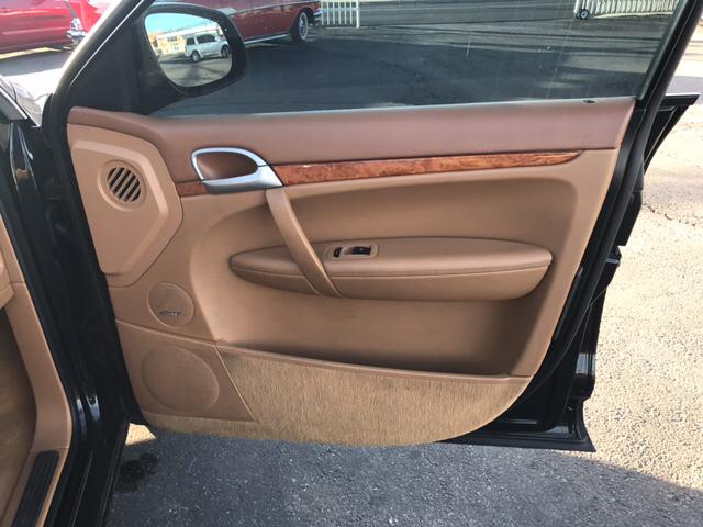 2006 Porsche Cayenne S AWD 4dr SUV - Albuquerque NM