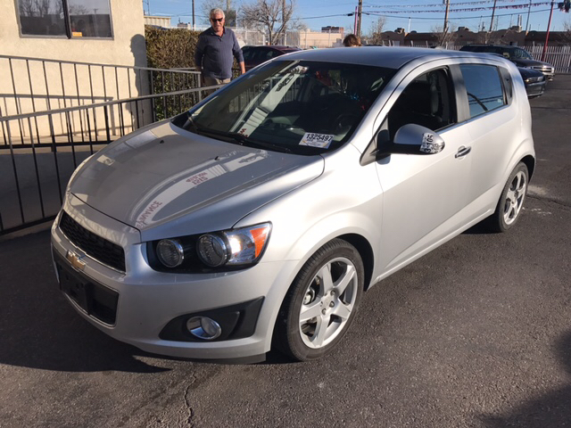2015 Chevrolet Sonic LTZ Auto 4dr Hatchback - Albuquerque NM