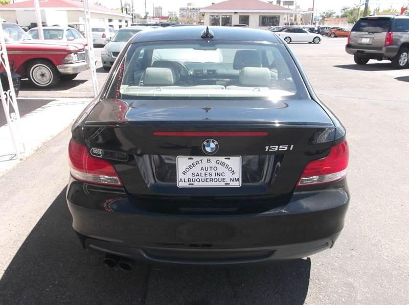 2008 BMW 1 Series 135i 2dr Coupe - Albuquerque NM