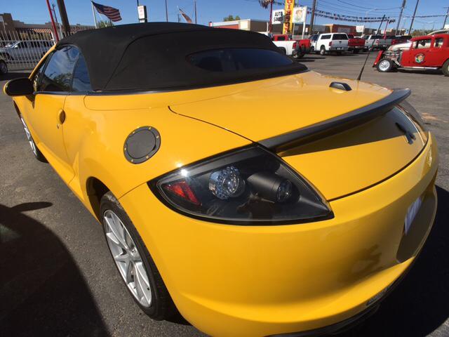 2009 Mitsubishi Eclipse Spyder GT 2dr Convertible - Albuquerque NM