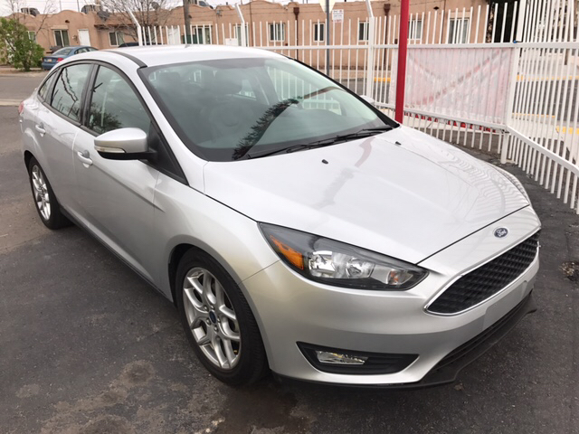 2015 Ford Focus SE 4dr Sedan - Albuquerque NM