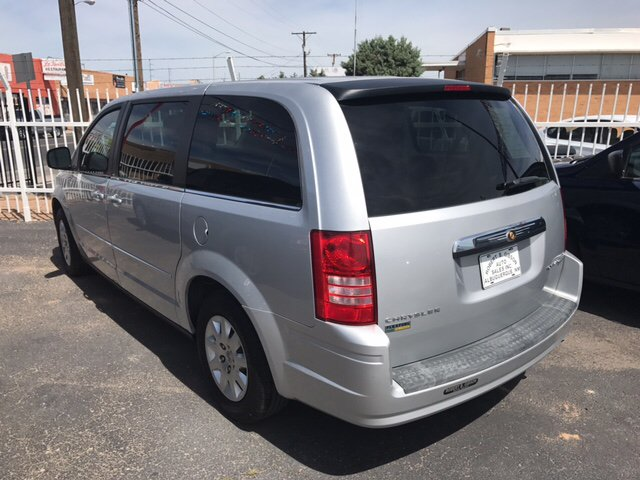 2010 Chrysler Town and Country LX 4dr Mini-Van - Albuquerque NM