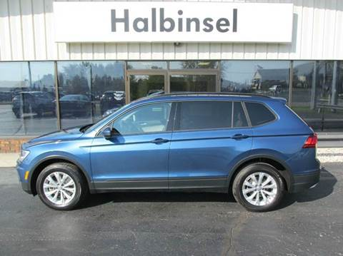 2018 Volkswagen Tiguan for sale in Escanaba, MI