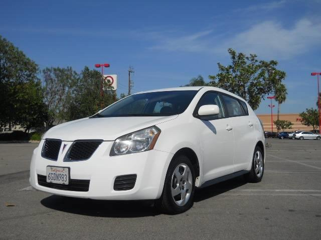 2009 Pontiac Vibe for sale in VAN NUYS CA