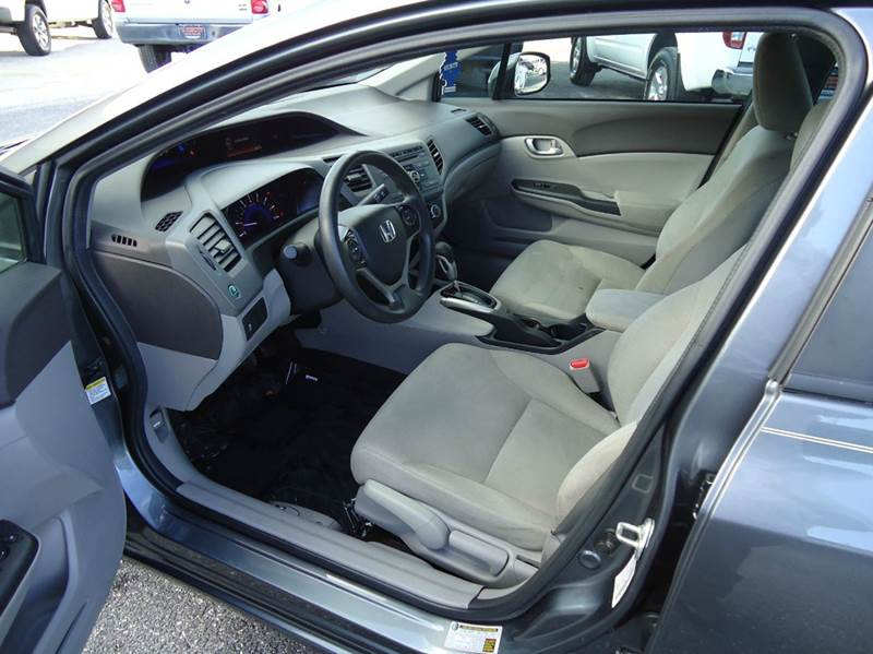 2012 Honda Civic LX 4dr Sedan 5A - Englewood FL