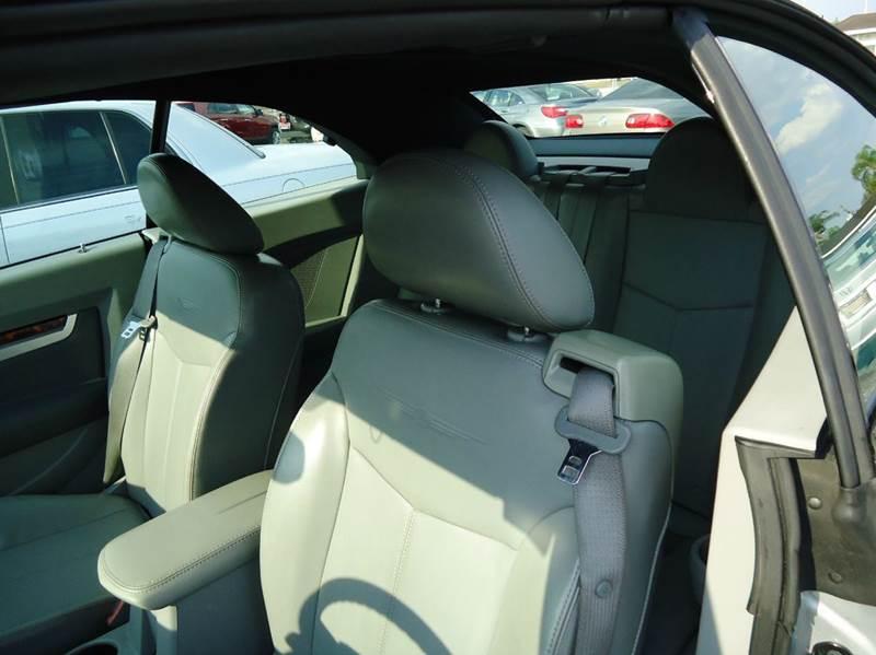 2008 Chrysler Sebring Limited 2dr Convertible - Englewood FL