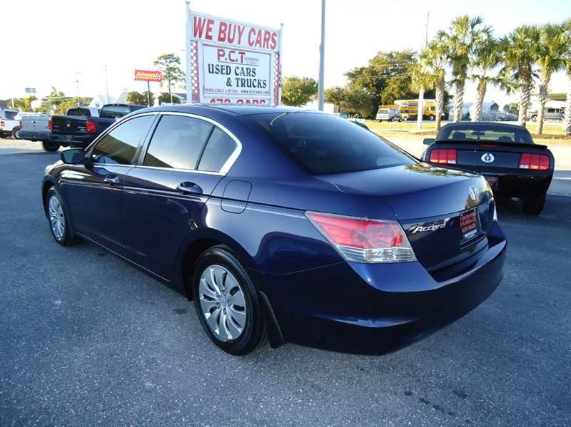 2008 Honda Accord LX-P 4dr Sedan 5A - Englewood FL
