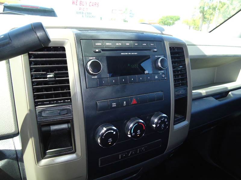 2012 RAM Ram Pickup 1500 4x2 ST 2dr Regular Cab 6.3 ft. SB Pickup - Englewood FL