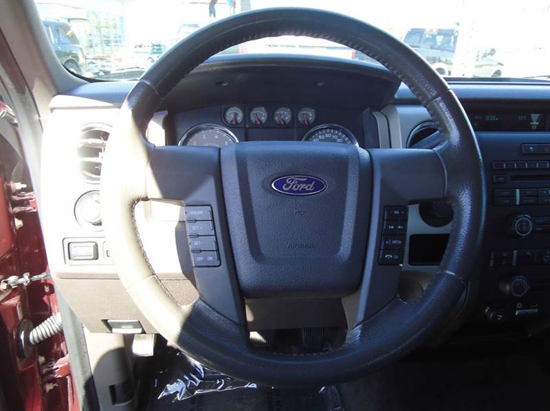 2010 Ford F-150 4x4 XLT 4dr SuperCrew Styleside 5.5 ft. SB - Englewood FL
