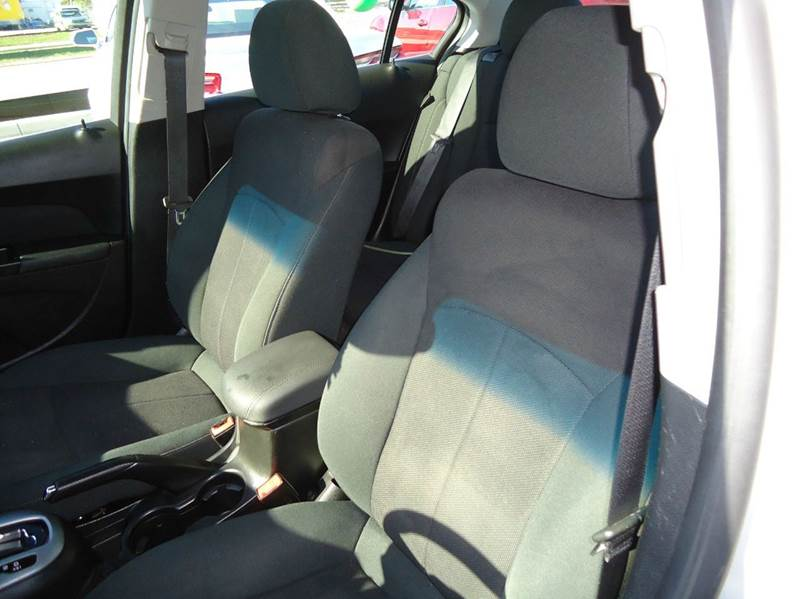 2011 Chevrolet Cruze ECO 4dr Sedan - Englewood FL